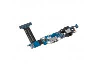 Banda cu keypad conector alimentare / date microfon si conector audio Samsung Galaxy S6 edge G925