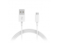 Cablu de date HTC Desire 516 dual sim 2m alb