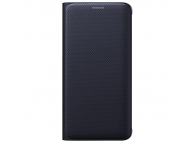 Husa piele Samsung Galaxy S6 edge+ G928 Wallet EF-WG928PBE bleumarin Blister Originala