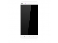 Display cu touchscreen Xiaomi Mi 4 alb