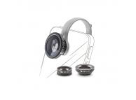 Kit Lentile Camera telefon 3in1 Forever SL-100 Blister