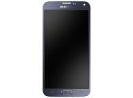 Display cu touchscreen Samsung Galaxy S5 Neo G903 bleumarin