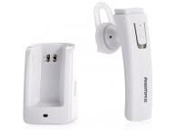 Handsfree Bluetooth Remax RB-T6C Alb Blister Original