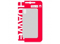 Husa plastic Huawei Y6 alba Blister Originala