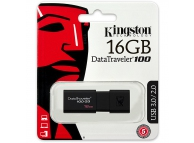 Memorie externa Kingston DataTraveler 100 G3 16Gb DT100G3/16GB Blister