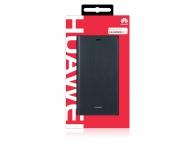 Husa piele Huawei P8 Book bleumarin Blister Originala