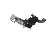 Banda cu conector incarcare / date audio si microfon Apple iPhone 6s gri