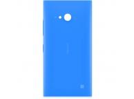 Capac baterie Nokia Lumia 730 Dual SIM albastru