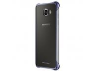 Husa plastic Samsung Galaxy A5 (2016) A510 EF-QA510CS Clear Cover argintie Blister Originala