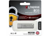 Memorie externa Kingston DataTraveler Locker G3 8GB Blister