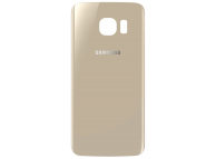 Capac baterie Samsung Galaxy S6 edge G925 auriu Swap