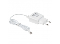 Incarcator retea Apple iPhone 5 Easyway 2.4A Alb Blister Original