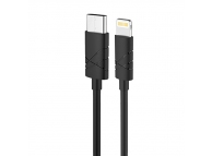 Cablu de date Apple iPhone 5 Usams U-Gee Blister Original