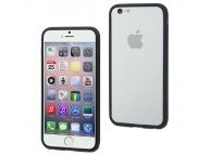 Rama silicon TPU Apple iPhone 6 Muvit MUBKC0800 iBelt Blister Originala