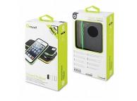 Husa silicon TPU Apple iPhone 5 Muvit MUBKC0688 Triband Rubber Blister Originala