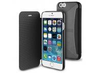 Husa Apple iPhone 6 Muvit MUEAF0151 Easy Folio Card Blister Originala