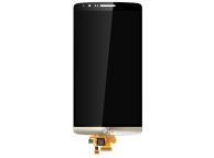 Display cu touchscreen LG G3 D855 negru auriu