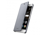 Husa piele Huawei P9 lite Gri Blister originala