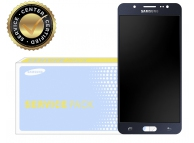 Display cu touchscreen Samsung Galaxy J5 (2016) J510 Bleumarin GH97-18792B