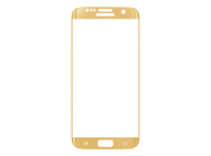 Folie Protectie ecran antisoc Samsung Galaxy S7 edge G935 Tempered Glass Full Face Aurie Blueline Blister