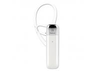 Handsfree Bluetooth Baseus Timk EB-01 alb Blister Original