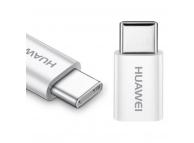 Adaptor USB Type-C - MicroUSB Huawei AP52 alb Blister Original