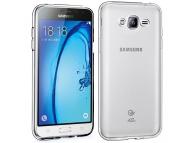 Husa silicon TPU Samsung Galaxy J3 (2016) J320 Slim transparenta