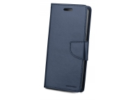Husa piele Samsung Galaxy Note7 N930 Goospery Mercury Fancy Bleumarin Blister Originala