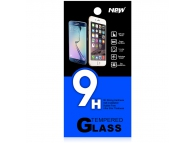 Folie Protectie fata si spate antisoc Apple iPhone 5 Tempered Glass 9H Blister