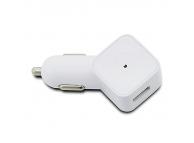 Adaptor auto USB Muvit MUDCC0110 1A Alb Blister Original