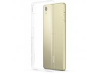 Husa silicon TPU Sony Xperia X SBC20 Transparenta Blister Originala