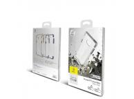 Husa silicon TPU Samsung Galaxy Note7 N930 Baseus Guards Transparenta maro Blister Originala