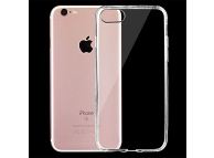 Husa silicon TPU Apple iPhone 7 Transparenta