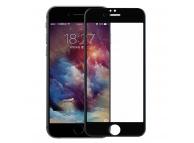 Folie Protectie ecran antisoc Apple iPhone 7 Usams Tempered Glass Full Face 3D Neagra Blister Originala