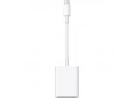 Cititor card memorie SD Apple MJYT2ZM/A Lightning Alb Blister Original
