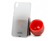 Husa silicon TPU Huawei Honor 5A Kisswill transparenta Blister Originala