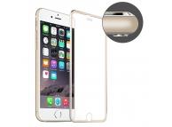 Folie Protectie ecran antisoc Apple iPhone 7 Enkay Tempered Glass Full Face Aurie Blister Originala