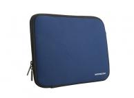 Husa textil laptop 14 - 16 inci Modecom Brooklin S001 bleumarin