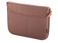 Husa textil laptop 10 inci Targus Slim Line TSS079 maro