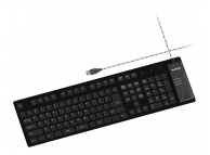 Tastatura flexibila USB Rotech RT-50212