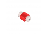 Suport protectie cablu date / incarcarcare Rosu