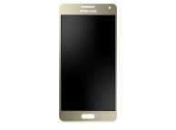 Display cu touchscreen Samsung Galaxy A7 A700 Auriu