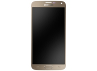 Display cu touchscreen Samsung Galaxy S5 Neo G903 Auriu