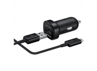Incarcator auto MicroUSB Samsung EP-LN930BBEGWW Fast Charging Blister Original