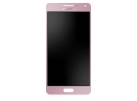 Display cu touchscreen Samsung Galaxy A3 Duos A300 Roz