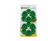 Set Clips plastic pentru desfacut carcase Baku BK-212 (12 Bucati) Blister