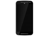 Display cu touchscreen si rama Motorola Moto G (2nd gen) (2014) XT1068
