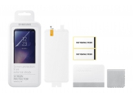 Folie Protectie ecran Samsung Galaxy S8 G950 ET-FG950CTEGWW (Set 2 buc) Blister Originala