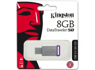 Memorie externa Kingston DataTraveler 50 U3 8Gb Blister