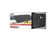 Tastatura Wireless Trust Adura Blister Originala